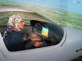 aviones con la mente
