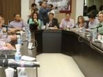 DIPUTADOS PRI COMISIÓN DE VIGILANCIA ISAF COMPARECENCIA SALUD