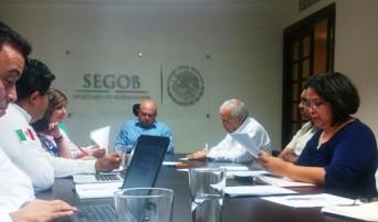 20150822 Reunión con dra Reyna Castro Longoria - COFEPRIS