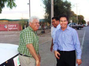 Anaconda y Darío Murillo, Francisco Jiménez antes Secretario Municipal (ambos 2009-2012)